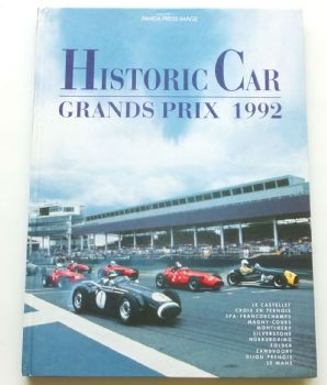 Historic Car Grands Prix 1992 ( Reisser/ De Plater 1993)